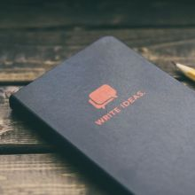 Paper Co. Write Ideas Notebook