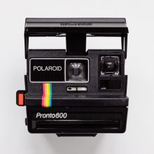 Polaroid Pronto600 Camera